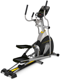 LiveStrong LS8.0E Elliptical Review