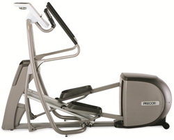 Precor EFX 5.33 Elliptical Review