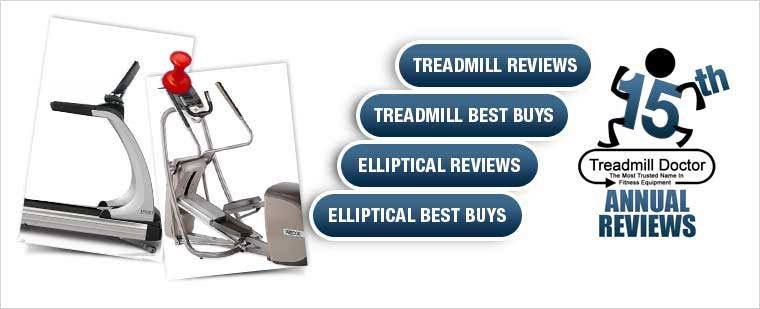 Treadmill Doctor Treadmills and Ellipticals